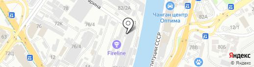 Кузнечный цех на карте Сочи
