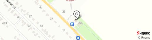 Автопрестиж на карте Липецка
