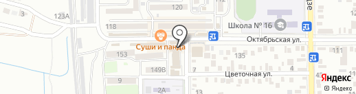 Чародейка на карте Батайска