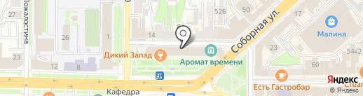 Магазин на карте Рязани