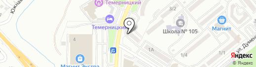 ПОД КЛЮЧ на карте Ростова-на-Дону