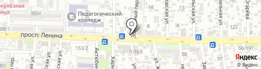 Толковые люди на карте Ростова-на-Дону