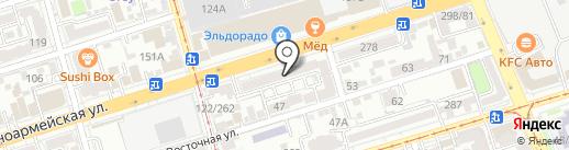 Grande Forge на карте Ростова-на-Дону
