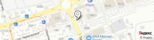 Primex Post на карте Ростова-на-Дону