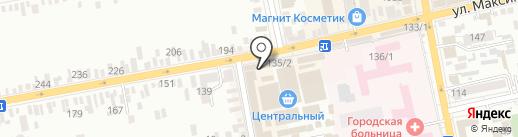 Кущевский пищекомбинат на карте Батайска