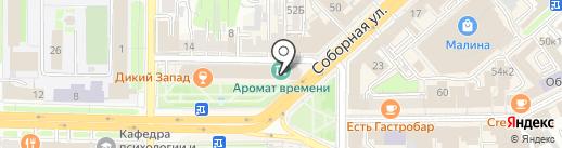 CHOP-CHOP на карте Рязани