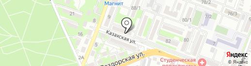 Zoo161.ru на карте Ростова-на-Дону