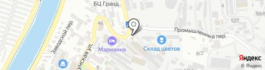 ГрузОнлайн на карте Сочи