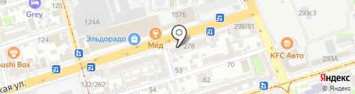 Глобал-Снаб на карте Ростова-на-Дону