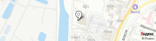 Автомастерская кузовного ремонта на карте Сочи