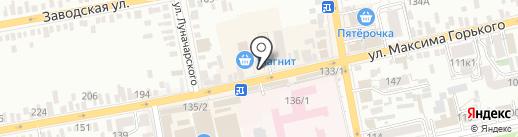 ДонСтройПроект на карте Батайска
