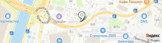Цифровые Системы на карте Сочи