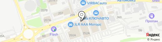 Время есть на карте Ростова-на-Дону