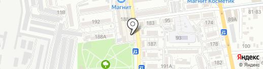 Татьяна на карте Батайска