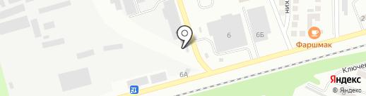 Дон-Комплект на карте Батайска