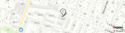 Центр автоматизации на карте Ростова-на-Дону