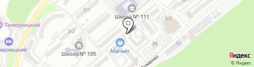 BJORN ATHLETIC CLUB на карте Ростова-на-Дону