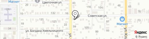 Автосервис на карте Батайска