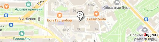 CitiMall.ru на карте Рязани
