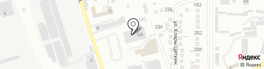 AGC на карте Батайска
