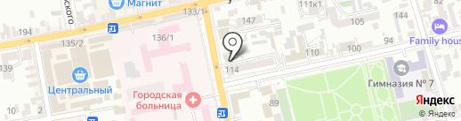 Ваш очаг на карте Батайска