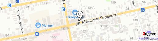 ИНПК ТРЕЙДИНГ на карте Батайска