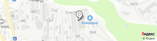 КОРНЕЕВ-МЕБЕЛЬ на карте Сочи