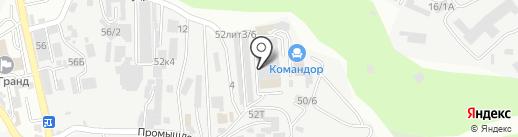 Мастерская на карте Сочи