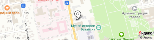Аптека на карте Батайска