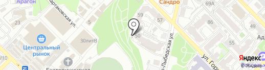 Вайб Йога на карте Рязани