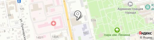 Ассорти на карте Батайска
