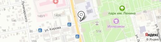 Закусочная на карте Батайска