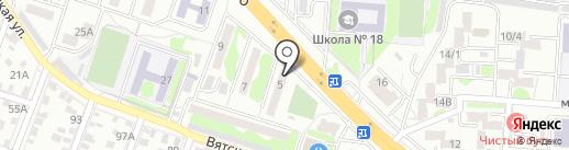 Pirate на карте Ростова-на-Дону