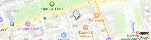 Nail-Market на карте Ростова-на-Дону