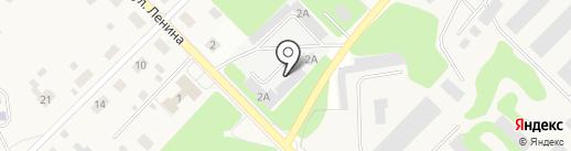 Ярославское районное управление жилищно-коммунального хозяйства на карте Дубков