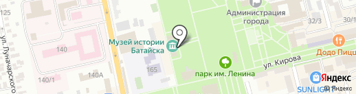 Городской музей истории г. Батайска на карте Батайска