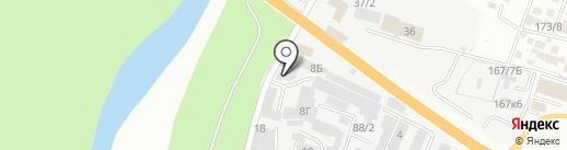 КИТ на карте Сочи