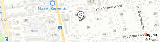 Респект-Проект на карте Батайска