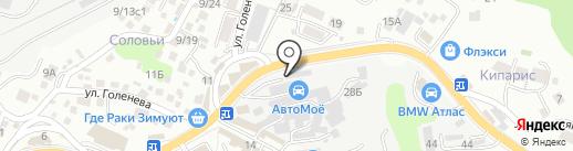 DSgarage на карте Сочи