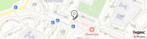 Элит Дэнтал-М на карте Ростова-на-Дону