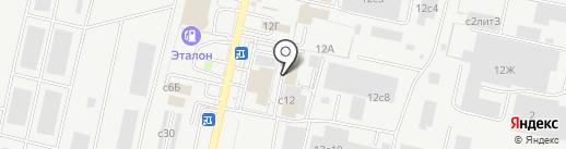 АРД групп на карте Рязани