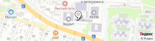 Банкомат, Минбанк, ПАО на карте Ростова-на-Дону
