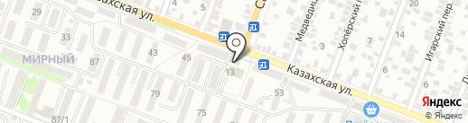 A`Jour на карте Ростова-на-Дону