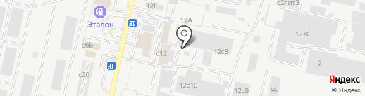 Релиз на карте Рязани