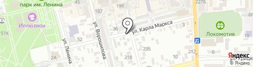 Я САМ на карте Батайска