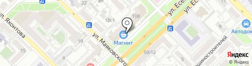 Портал-Керамика на карте Рязани