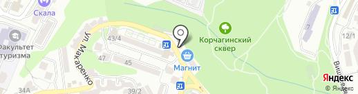 NoutMax на карте Сочи