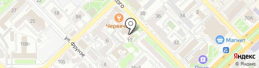 Платежный терминал, Банк Уралсиб, ПАО на карте Рязани