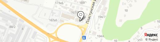 Бомонд на карте Сочи