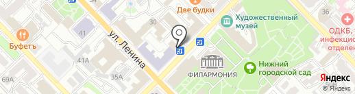 Диписи.рф на карте Рязани